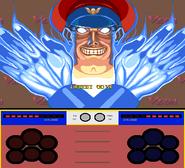 Street Fighter Ken Sei Mogura Bison intro