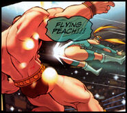 R.Mika Flying Peach UDON