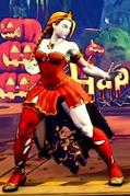SFV Cammy Halloween Hidden Costume