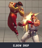 Elbow-drop