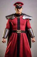 Street Fighter Silvio Simac as MBison