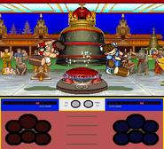 Street Fighter Ken Sei Mogura intro doble strike