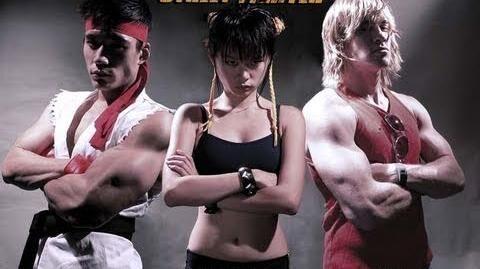 Street Fighter World Warrior (Pitch Video)