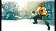 Street Fighter V - Theme of Alex
