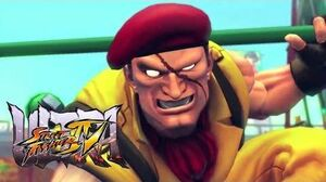 Ultra Street Fighter 4 - Rolento Trailer TRUE-HD QUALITY