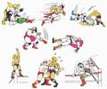 Slam Masters Jap Manual Art
