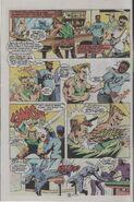 Guile Malibu comics 1