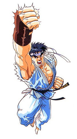 File:Ryu (SF2T).png
