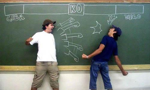 File:Chalkboard Street Fighter.jpeg