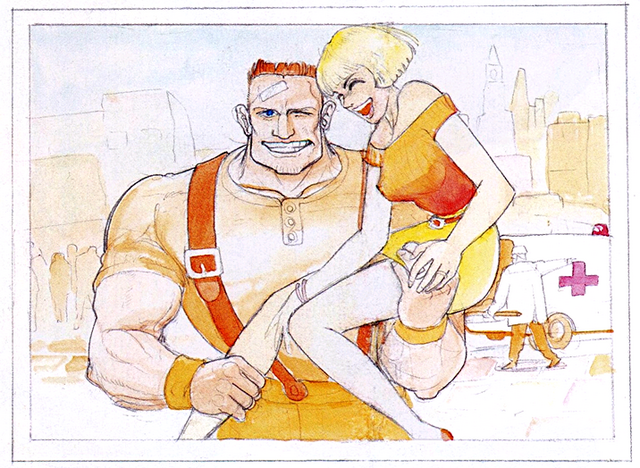 File:Haggar&Nancy.png