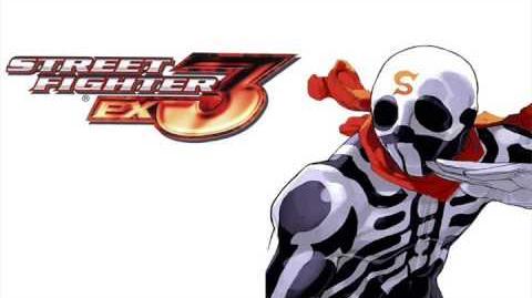 Street Fighter EX3 - Amusementive Crime (Skullomania's Theme)