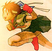 Sakura Kasugano (MvC2 Hyper Combo)