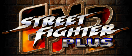 File:Street fighter ex 2 plus logo rip.png