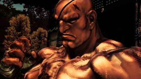 E3 Street Fighter X Tekken trailer!