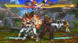 Sfxt cross assault