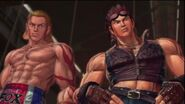 Hwoarang and steve fox