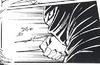 Clawed strider manga