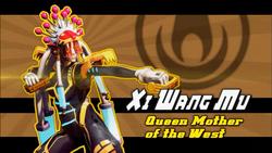 NewStrider Xiwangmu intro
