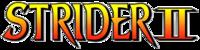 StriderII logo