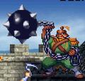 Fortress ironball guardian