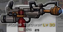Flamethrower SFH 3