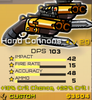 Hand Cannons