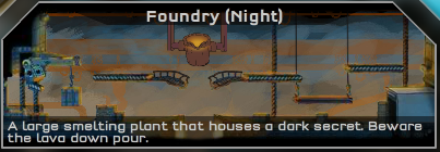Foundry (Night)
