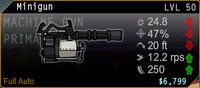SFH2 Minigun