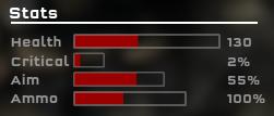 Tank Stats