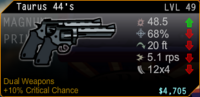 SFH2 Taurus 44