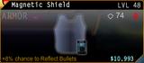 SFH2 Magnetic Shield