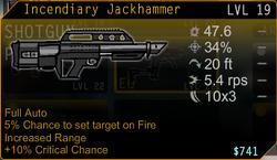 Jackhammer.