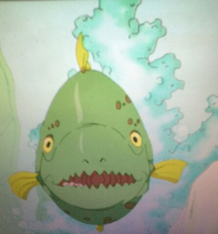 File:Green Fish.jpg