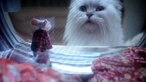 Snowbell You Can't Leave Me.MPG