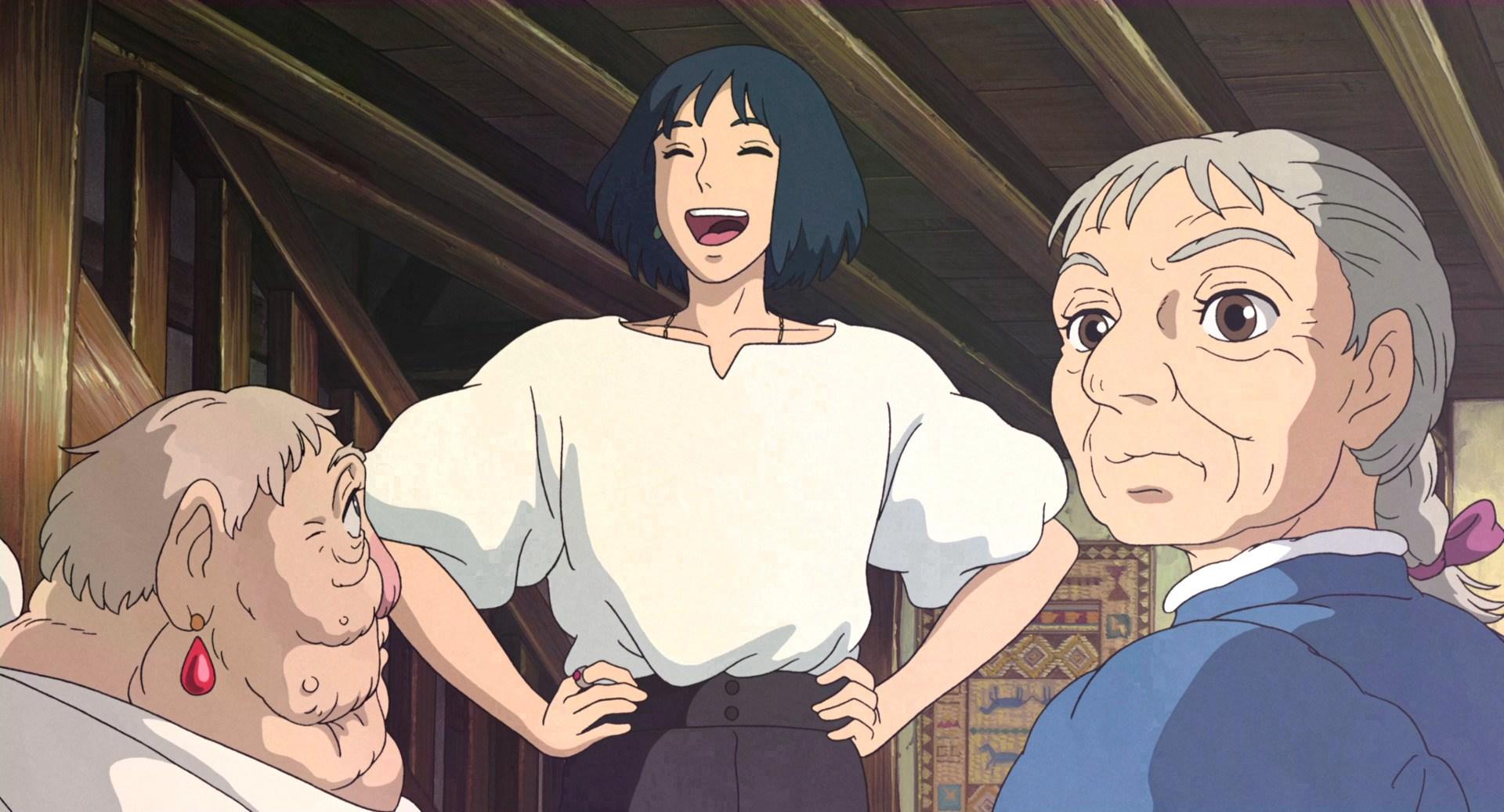 Howl Jenkins Pendragon Studio Ghibli Wiki Fandom