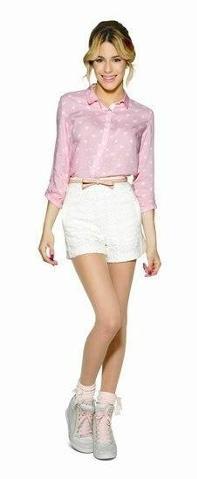 Violetta Castillo S3