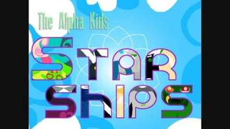 Alpha Starships 【Alpha Kids】