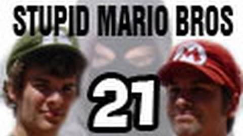 Stupid Mario Brothers - Episode 21