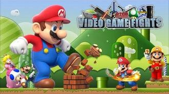Best Super Mario Game! - Video Game Fights! (Re-Upload)