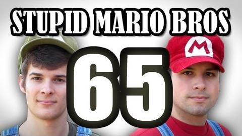 Stupid Mario Brothers - Episode 65