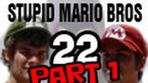 Stupid Mario Brothers - Episode 22 Part 1