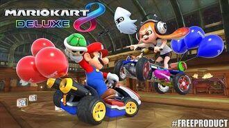 Mario Kart 8 Deluxe - Balloon Battle