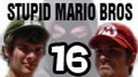 Stupid Mario Brothers - Episode 16