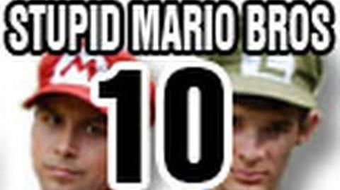 Stupid Mario Brothers - Episode 10