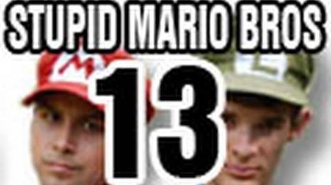 Stupid Mario Brothers - Episode 13