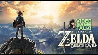 Should More Games Be Like Zelda Breath Of The Wild? VIDEO GAME TALK!
