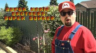 Stupid Mario Brothers Super Summer