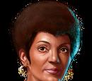 Cmdr. Uhura