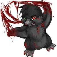 Cybill bloodred