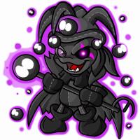 Warador darkmatter old